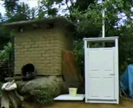 Diseno De Baño Rural:Baños Secos: Limpios, Ecologicos y sin necesidad de agua